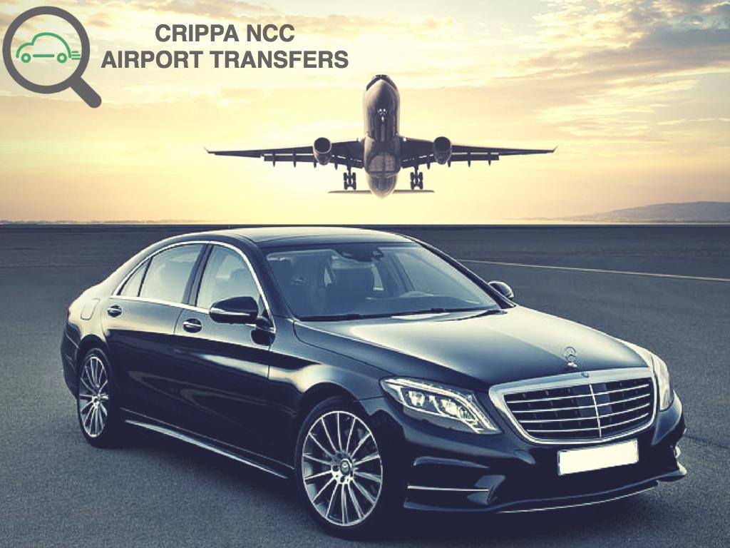 Airport Transfer service Crippa NCC