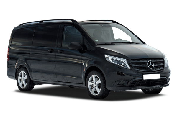Car hire Mercedes Vito Tourer