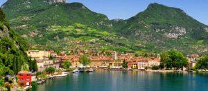 servizio transfer dall'aeroporto di Milano Bergamo Orio al Serio a Riva del Garda
