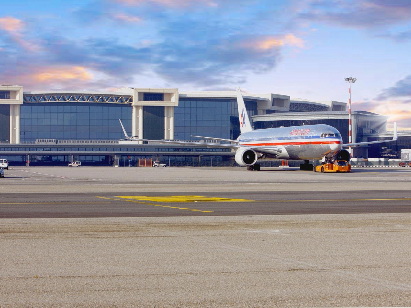 Servizio transfer dall'aeroporto di Milano Malpensa a Salò