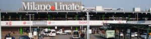 servizio transfer dall'aeroporto di Milano Linate a Bardolino